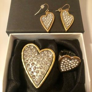 Chico's I Love You More Jewelry Set, $45.00